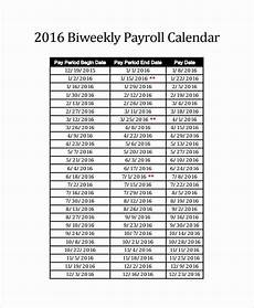 2020 Payroll Calendar Template 40 Biweekly Pay Schedule Template In 2020 With Images