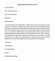 Recommendation Letter Sample 30 Recommendation Letter Templates Pdf Doc Free