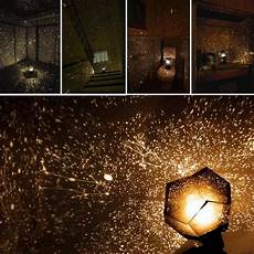 Diy Star Light Projector New Romantic Astro Star Projector Sky Led Night Light Lamp