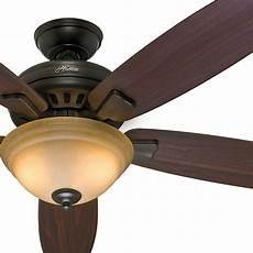 Basketball Ceiling Fan Light Kit Hunter Fan 54 Inch Premier Bronze Ceiling Fan With Light