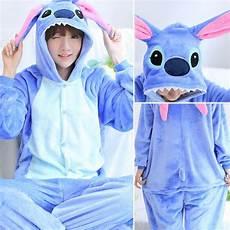 lilo y stitch pijama de franela esquijamas