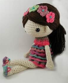 amigurumi doll crochet pattern pdf by carmenrent
