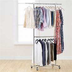 metal rack for clothes clothes rack chrome metal hang clothes rack the