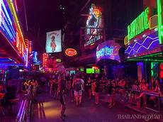 Thailand Red Light District The 3 Red Light Districts In Bangkok Thailand Redcat