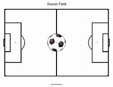 soccer field templates soccer field free printable allfreeprintable com