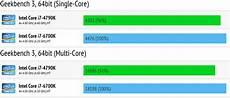 Skylake Vs Haswell Intel Core I7 6700k Skylake Test Results 4 8 Faster