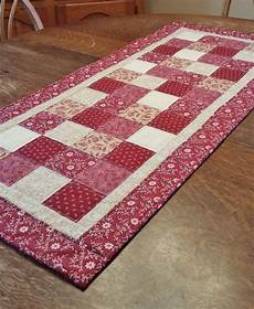 quilted table runner country table runner patchwork runner