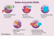 Retail Job Skills Important Skills For Sales Associate Jobs
