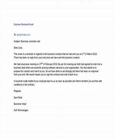 Business Email Template Free 9 Business Email Examples Amp Samples In Pdf Doc
