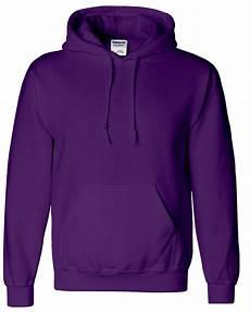 Light Purple Hoodie Mens Gildan Heavy Blend Plain Hooded Sweatshirt Sweat Hoody