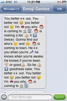 Emoji Texts 16 Song Lyrics Cleverly Translated Into Emoji Text