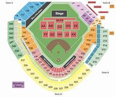 Detroit Tigers Seating Chart With Rows Zac Brown Band Detroit Tickets 2018 Zac Brown Band