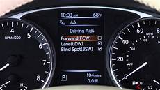 Nissan Rogue Collision Light 2015 Nissan Rogue Forward Collision Warning Fcw System