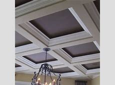 types of ceilings architecture