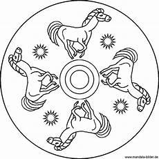 Gratis Malvorlagen Pferde Mandala Pferde Mandala Vorlagen Zum Kostenlosen