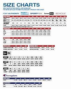 Russell Athletic Jersey Size Chart Size Charts Sanmar