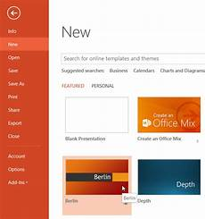 Powerpoint Update Template Update An Existing Powerpoint Presentation With Your New