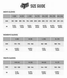 Fox Jeans Size Chart Buy Fox Clothing Legion Gloves Charcoal Demon Tweeks
