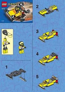Notice Instruction Lego
