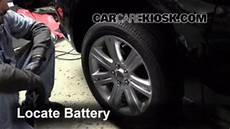 Chrysler 200 Battery Light Came On How To Jumpstart A 2011 2014 Chrysler 200 2012 Chrysler