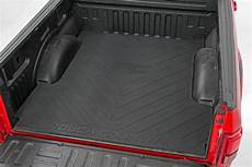truck bed mat w country logo for 2017 2019 ford f
