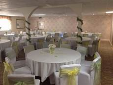 bow beautiful events wedding venue chair covers