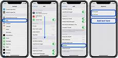 Iphone Email How To Add Custom Email Signatures On Iphone And Ipad