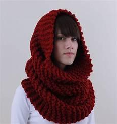 knit cowl scarf knit oversized chunky cowl by zukas on