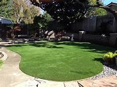 Backyard Designs With Artificial Turf Grass Turf Heber California Paver Patio Backyard