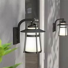 Contemporary Lantern Lighting Modern Outdoor Lighting Allmodern