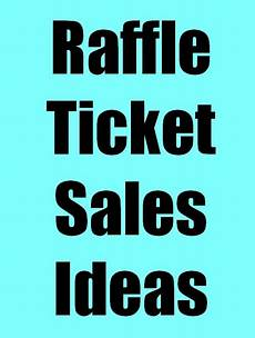 Raffle Ticket Fundraiser Ideas 12 Best Images About Raffle Ideas On Pinterest Buckets