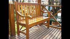 de madera bancos y sillas de madera arbol ar muebles de