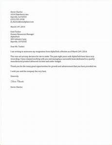 Best Letters Of Resignation 10 11 How To Draft A Resignation Letter Loginnelkriver Com