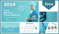 Medical Templates Free Download Free Medical Healthcare Plan Powerpoint Template Designhooks
