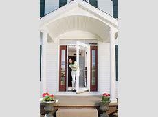 Storm & Screen Door, Larson Provia Doors Cleveland