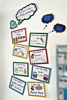 solving maths problems teaching ideas