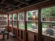 how to build a sunroom diy sunroom how to convert a porch to a sunroom
