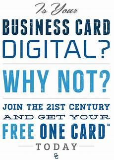 Free Digital Cards One Card A Free Digital Business Card