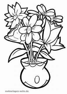 malvorlage blumenstrau 223 pflanzen kostenlose ausmalbilder
