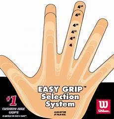 Tennis Racket Grip Size Chart Tennis Racquet Grip Size Doittennis