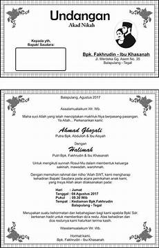 297 fakta akad nikah susunan acara do a undangan kebaya