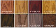Minwax Duraseal Color Chart Minwax Stain Jacobean Colors Tested On Red Oak Hardwood