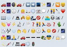 Emoji Stories Storytelling With A Wink And A Smile The Arrival Of The