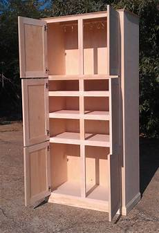 made freestanding pantry cabinet by ambassador