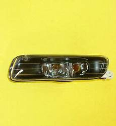 2001 Bmw 325i Fog Lights Oem Front Left Fog Light In Bumper Cover For Bmw 1999 2001