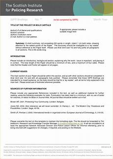 Executive Brief Template Image Result For Executive Summary Template Executive