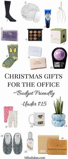 Gifts For Office Colleagues Christmas Gifts For The Office Under 15 Be You Very Well