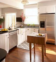 small space kitchen island ideas bhg - Kitchen Islands Small Spaces