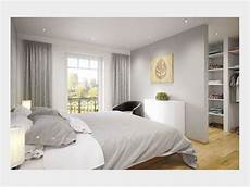 Wohnideen Schlafzimmer Grau by Mit Einem Zarten Grau Im Schlafzimmer Schaffen Sie Eine