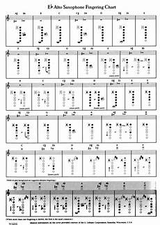 Bari Sax Finger Chart Baritone Sax Finger Chart Images Frompo 1